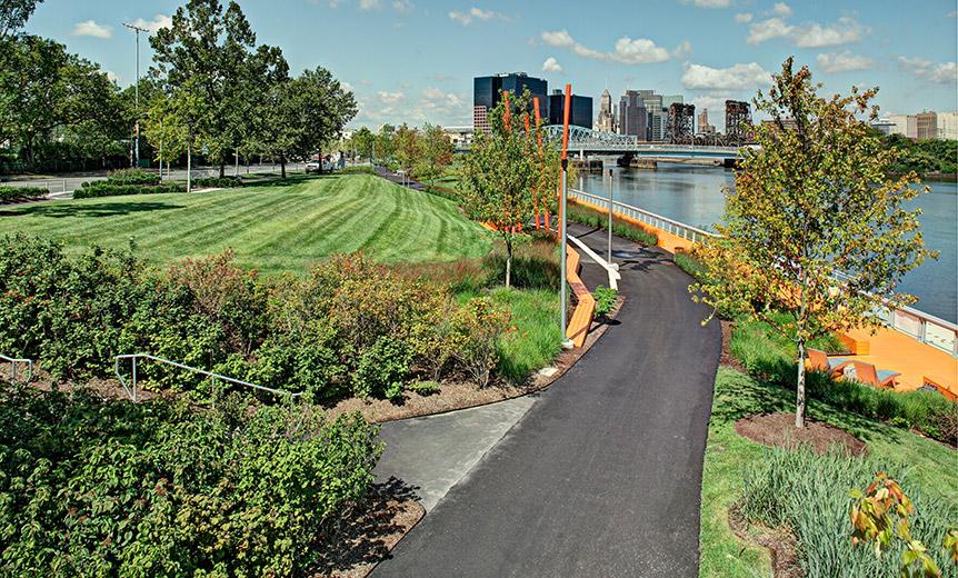 Newark Riverfront Park Mast Construction Services Inc
