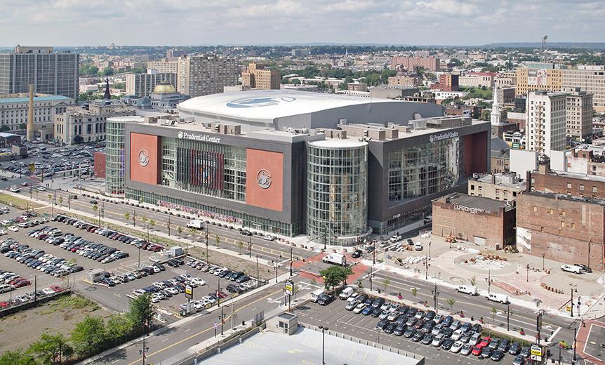 Circulation Service Inc : Newark arena area road circulation infrastructure